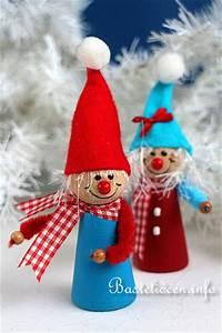 Wichtel Aus Tannengrün : weihnachtsbasteln niedliche weihnachtswichtel ~ Whattoseeinmadrid.com Haus und Dekorationen