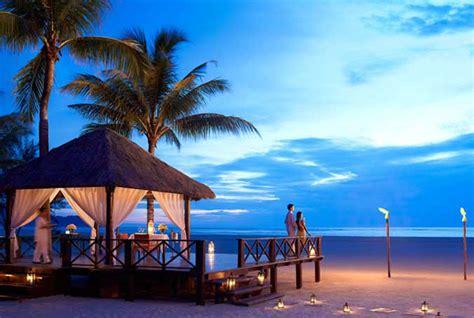 top  honeymoon destinations  southeast asia