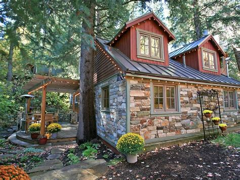 Storybook Log Cabin by Sundance Cottage Rental Storybook Cottage