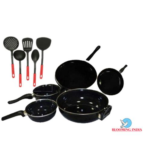 india cookware blooming piece sold installation