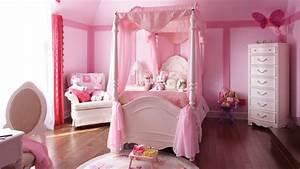 Chambre De Fille De 8 Ans : une chambre de r ve rose de petite fille chez soi ~ Teatrodelosmanantiales.com Idées de Décoration
