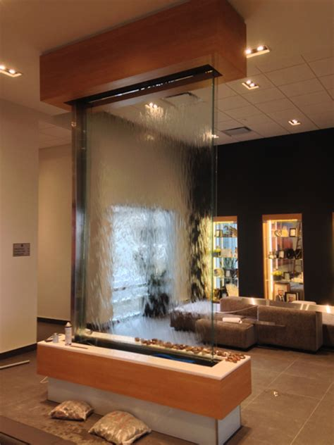 indoor  outdoor water fountains walls   canada