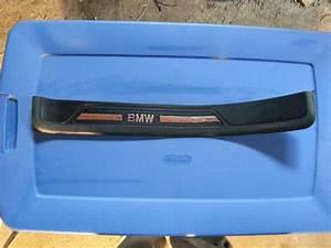 Sell 2000 Bmw 528i Door Sill Trim Molding Rear Passenger