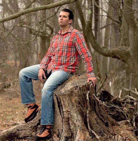 trump donald jr woods shot