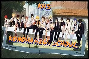 Konoha high - When did my life get this comlicated? - Wattpad  Highschool
