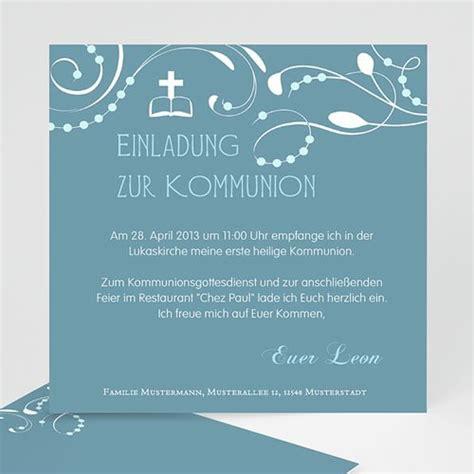 einladungskarten kommunion maedchen erstkommunion