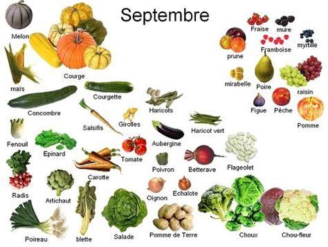 fruits et l 233 gumes du mois de septembre papillon en cuisine