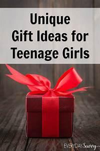 Fun, Unique, Gift, Ideas, For, Teenage, Girls, Teen, Girls