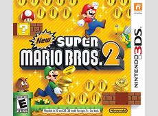 New Super Mario Bros 2 Mario Party Legacy
