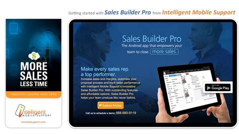 Builder Sales by Getting Started With Sbp