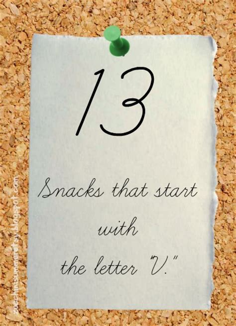 food that starts with the letter i zucchini summer 13 letter quot v quot snacks 29341