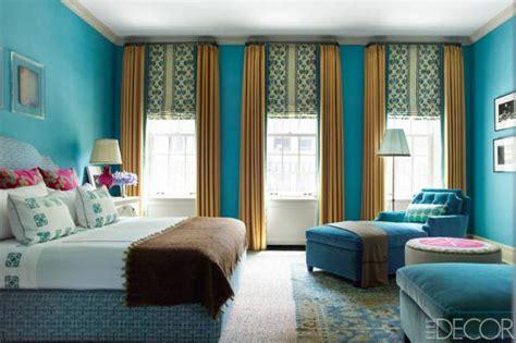 ideas   turquoise blue color  modern interior design  decor
