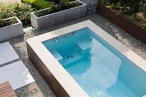 Mini Pool Terrasse : kleiner pool f r kleine g rten oder die terrasse pool xsize pool f r kleinen garten garten ~ Orissabook.com Haus und Dekorationen