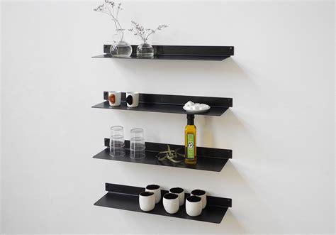 etageres pour cuisine étagère pour la cuisine teeline 60 cm lot de 2 acier