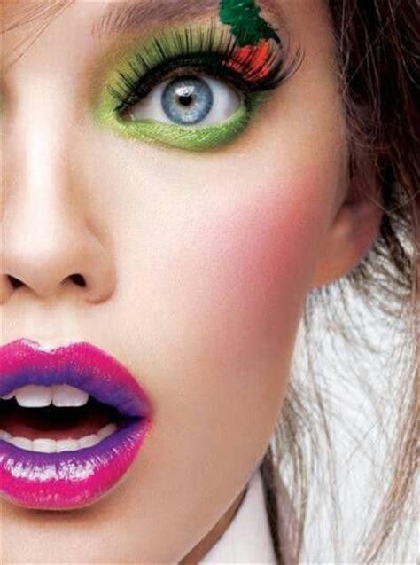 interesting collections   creative lip makeup    pretty designs