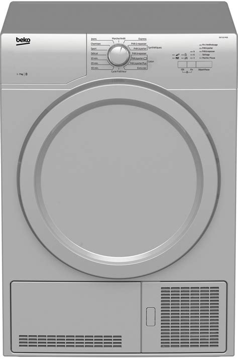 s 232 che linge beko db7131pa0s 4269349 darty