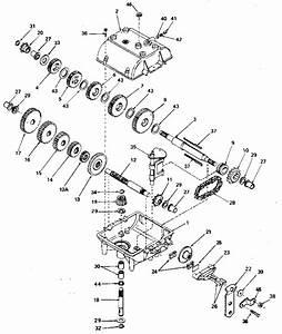 Peerless Tecumseh Transmission Parts