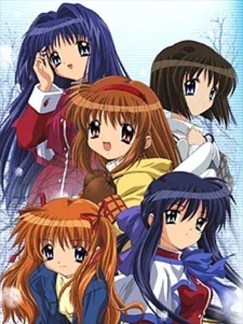 clannad jkanime ranking de mejor anime que he visto listas en 20minutos es