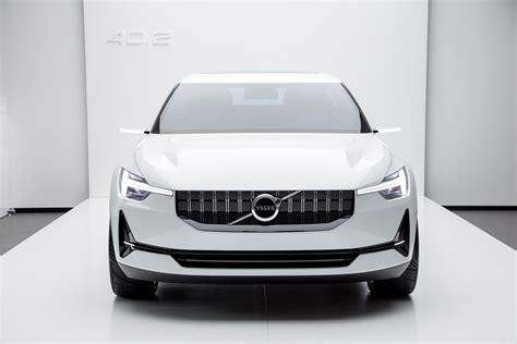 Volvo Concept 40 401 Et 402 Une Nouvelle Re