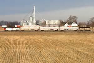 Pere Marquette  Amtrak Train