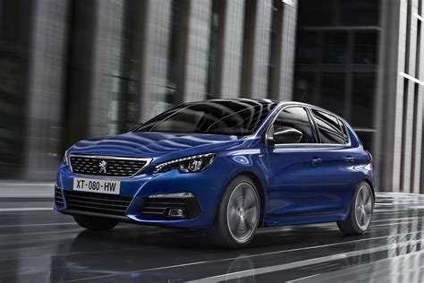 2017 peugeot cars peugeot 308 updated for 2017 with fresh look and engines