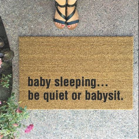 Humorous Doormats by 25 Best Ideas About Welcome Mats On Welcome