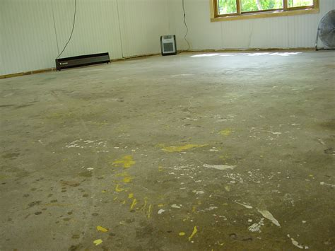 Q&a What's The Best Paint For My Basement Floor
