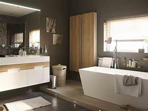 Implantation Salle De Bain : une salle de bain adapt e au handicap leroy merlin ~ Dailycaller-alerts.com Idées de Décoration