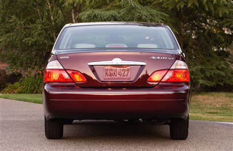 2003 Toyota Avalon Xls Photo Gallery Autoblog