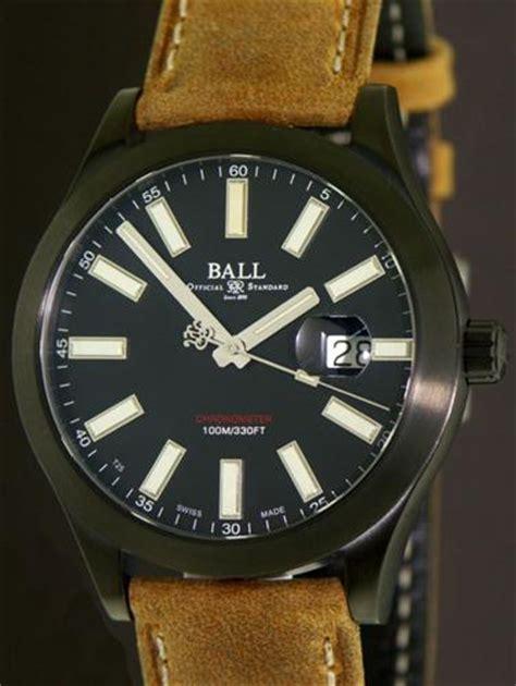 ball engineer   wrist watches green berets titanium