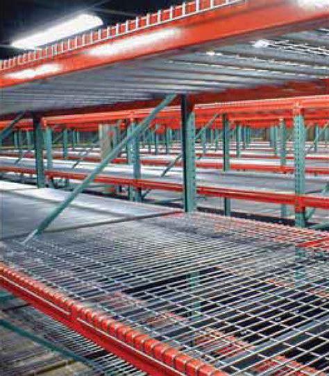 husky rack and wire husky pallet rack shelving unlimited