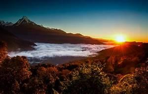 Nepal Sunrise  U0026 Sunset View Tour