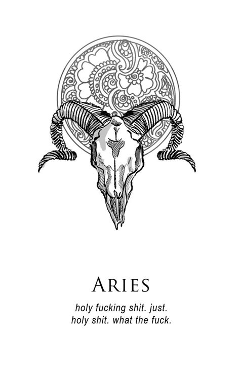 Amrit Brar's Portfolio - Book I: Such Terrible Things | Aries :3 | Aries astrology, Aries