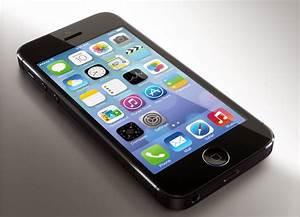 IPHONE 5S Black SuperCopy - ANJASGADGED