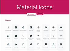 Material Icons Pack Sketch freebie Download free