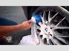 Chemical Guys Sticky Gel Citrus Wheel & Rim Cleaner BBS