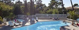 arcachon campings location avec cuisine equipee droit With camping arcachon avec piscine couverte 11 emplacements camping bassin darcachon camping fontaine