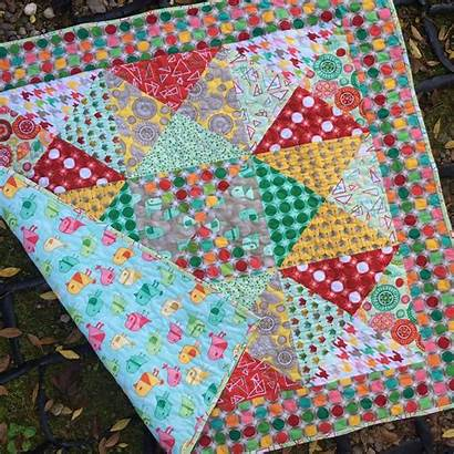 Quilt Panel Modern Kit Stitches Tyke