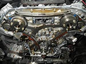 Nissan Frontier Timing Chain Replacement