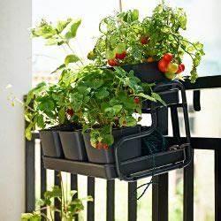 Jardiniere Chez Jardiland : balkongl da f r sex krukv xter som h nger p balkongr cket ~ Premium-room.com Idées de Décoration