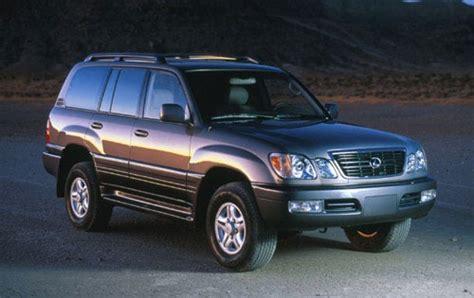 Used 1999 Lexus Lx 470 Suv Pricing