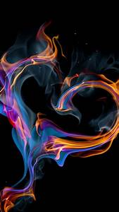 Fire and Ice | Hearts of Fire | Pinterest | Wallpaper