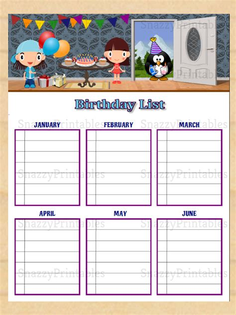 printable dog vaccination chart instant   snazzy printables