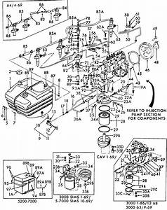 34 Ford 3000 Parts Diagram
