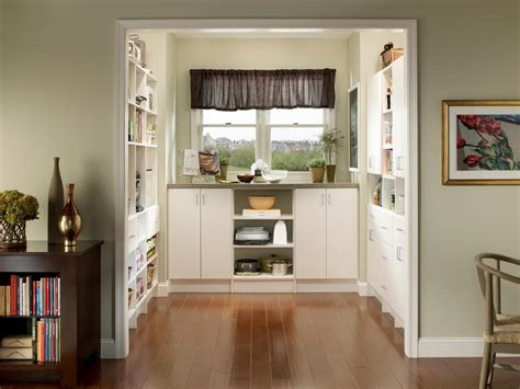 Kitchen Breakfast Nook Butlers Pantry by Organize Your Kitchen Pantry Hgtv