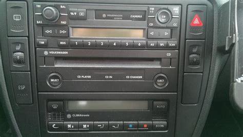 frage zum radio im vw passat bg von  auto hifi