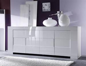 Sideboard Weiss Hochglanz Lack : sideboard in wei hochglanz lack original aus italien modell vienda designerm bel moderne ~ Buech-reservation.com Haus und Dekorationen