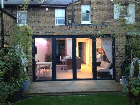 agrandissement cuisine sur terrasse idée agrandissement maison 50 extensions esthétiques