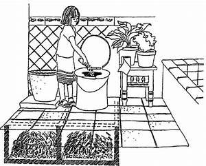Toilette Seche Fonctionnement : iv trois exemples d 39 assainissement cologique ~ Dallasstarsshop.com Idées de Décoration