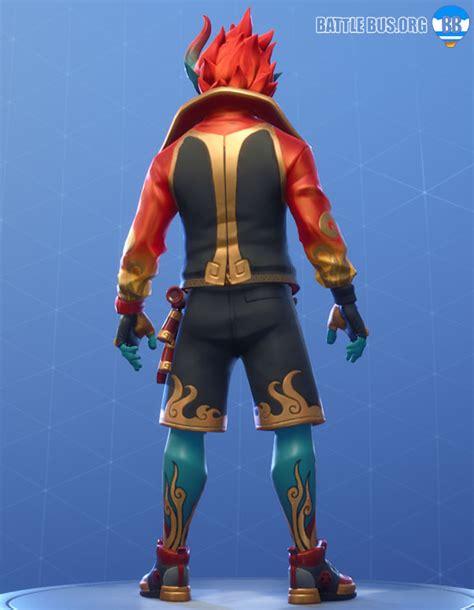 firewalker fortnite outfit firewalker skin info hd images